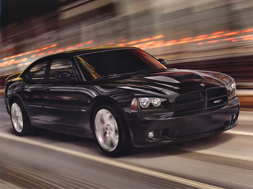 Review: 2007 Dodge Charger SRT8 – The Speed Trap
