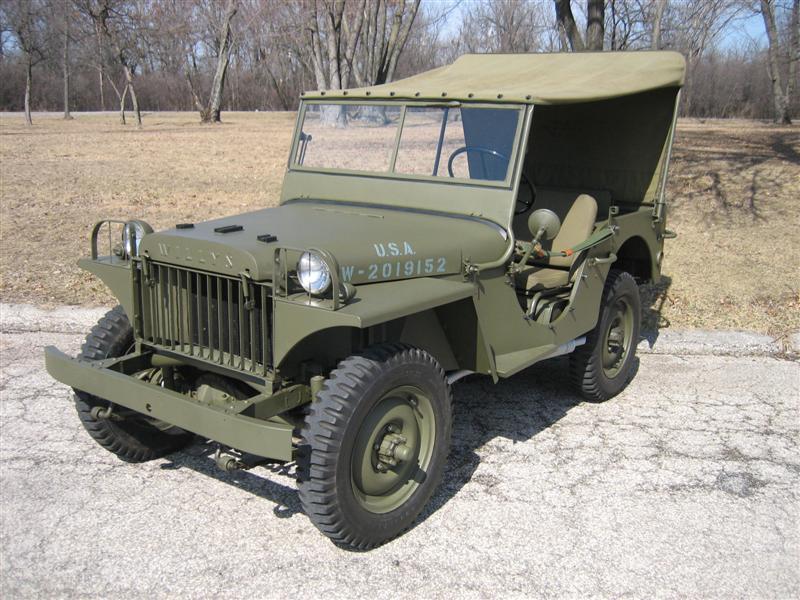 Jeep MA