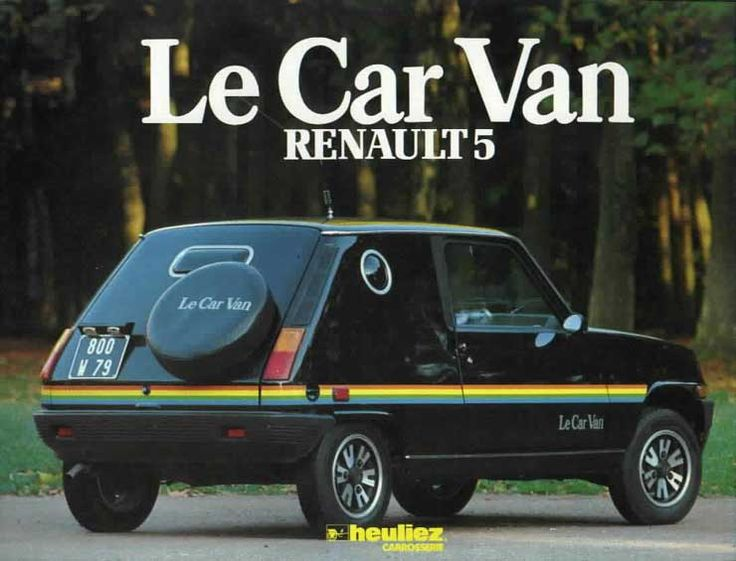 Le Car Van