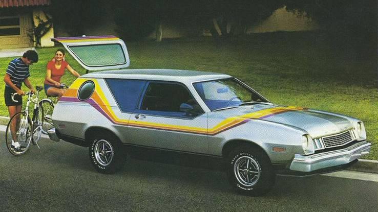 Pinto Crusing Wagon