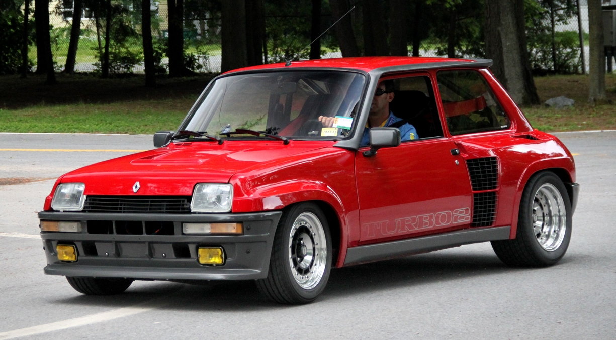 Turbo Renault 5