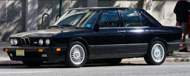 Black E28