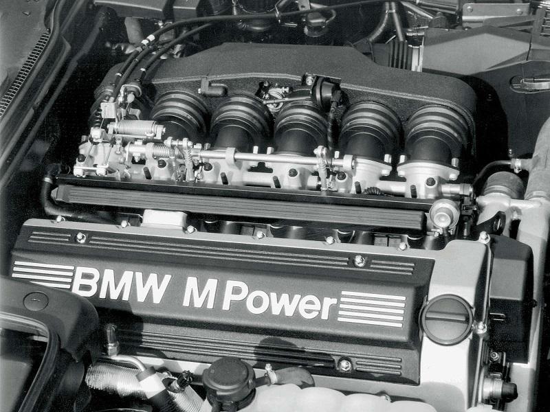 E34 Engine