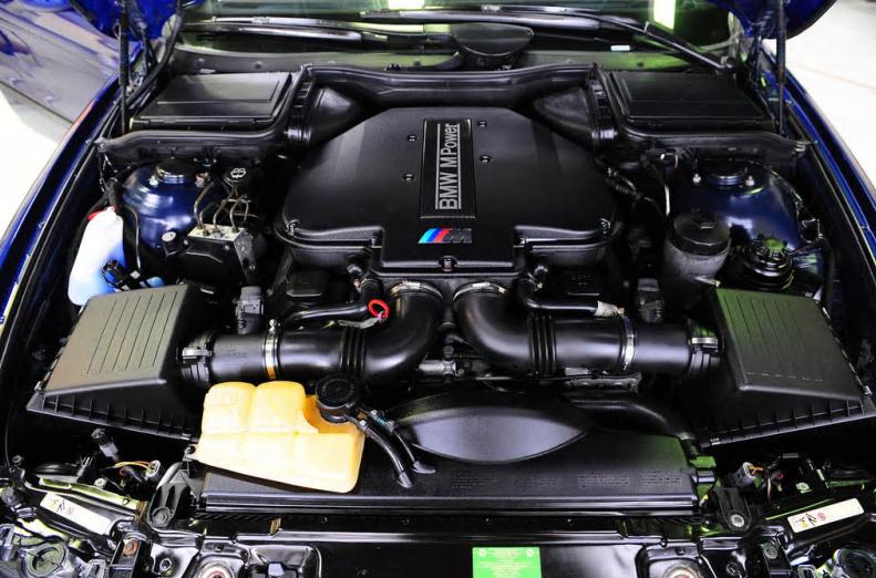 E39 Engine