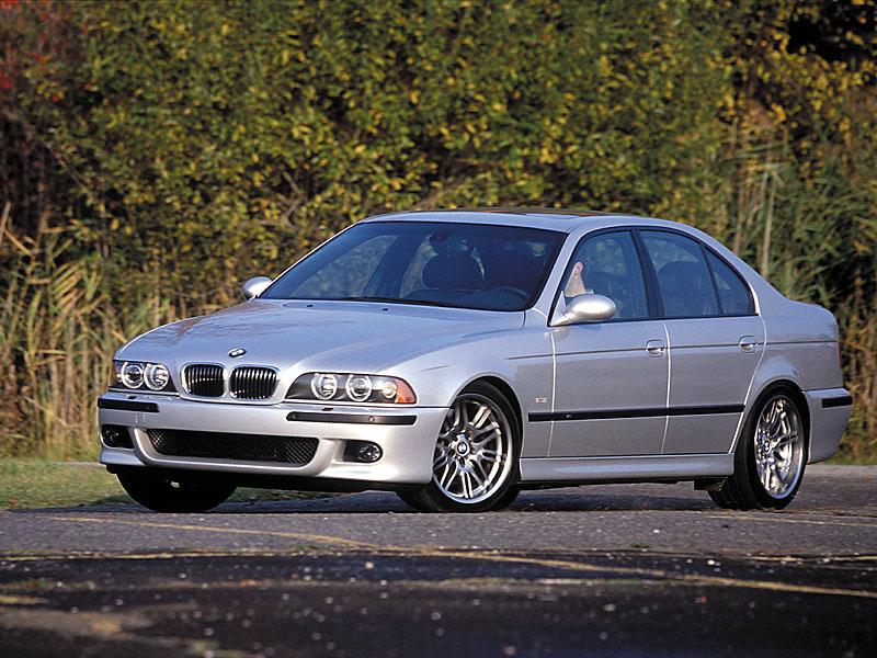 Silver E39
