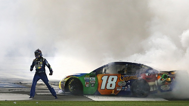 Busch WIn Header