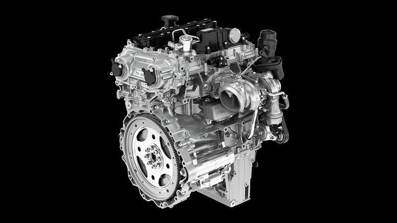 JLR Engine