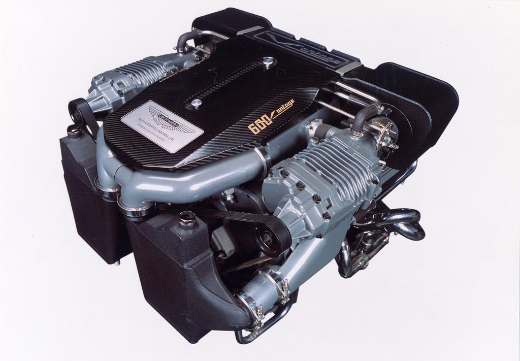 V600 engine