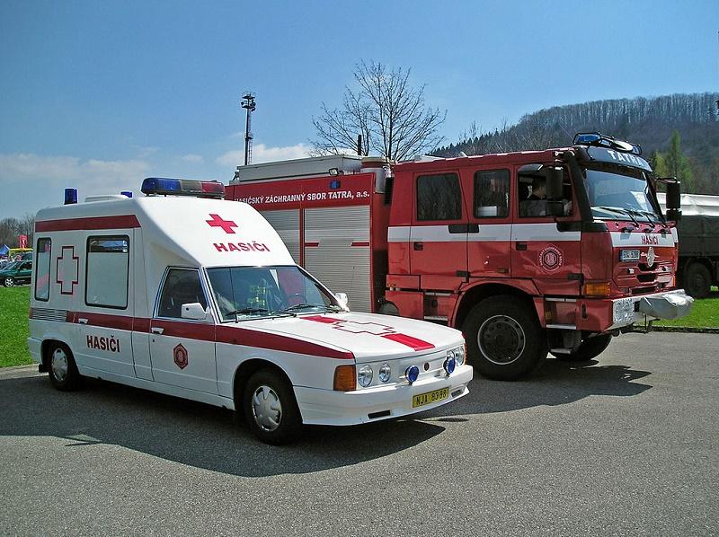 613 ambulance