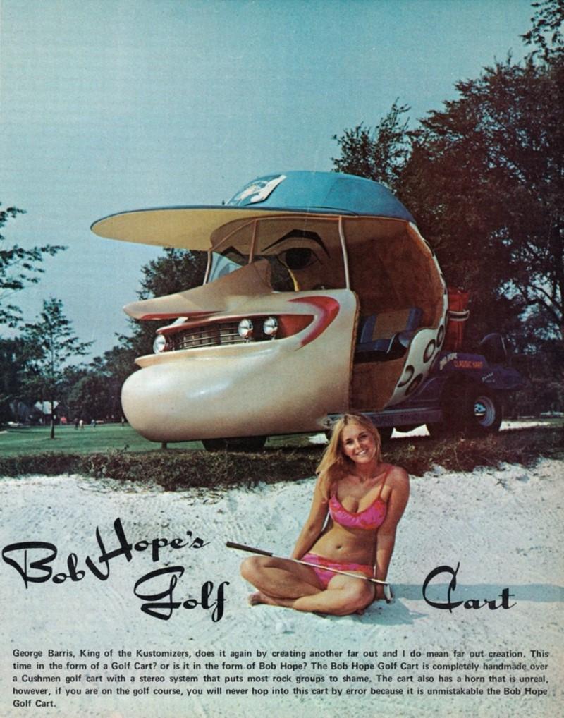 Bob Hope Cart