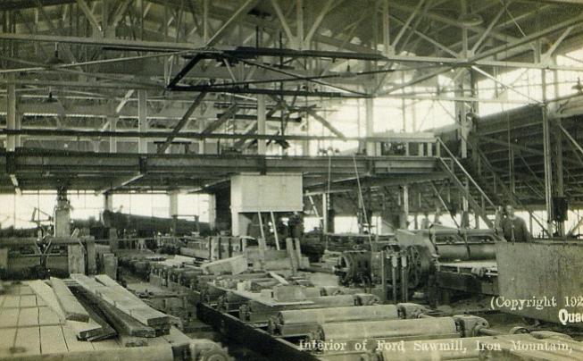 Ford Sawmill