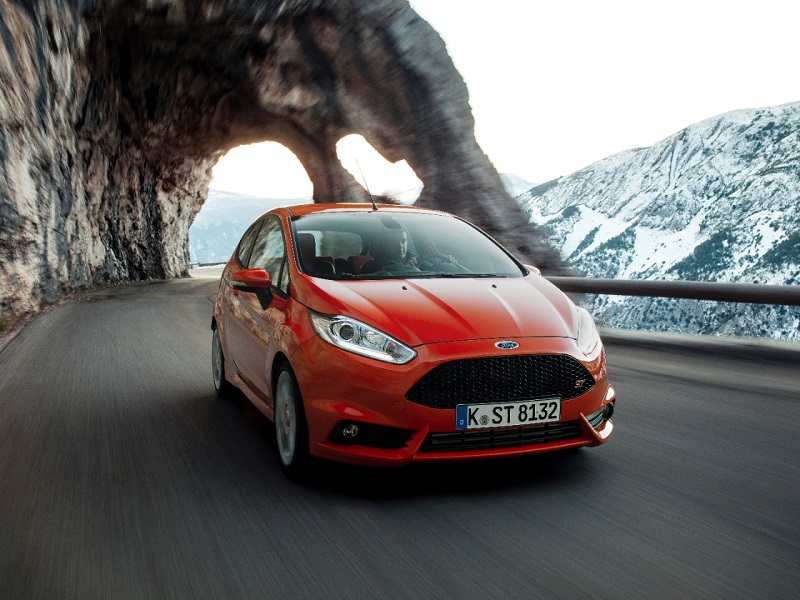 Fiesta ST, Ford of Europe