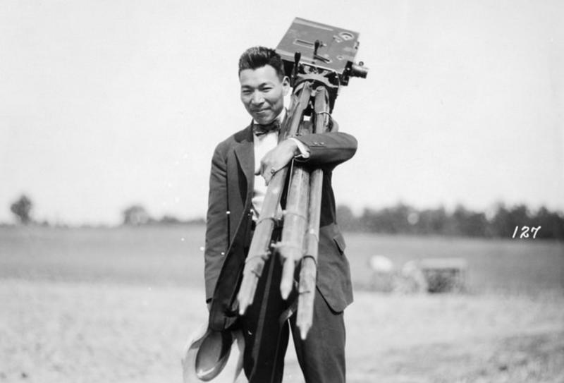 Harold Sato Cook Photographer