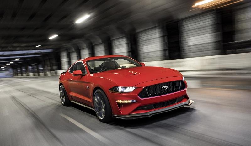 Mustang Header