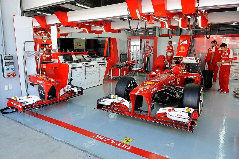 F1 Header