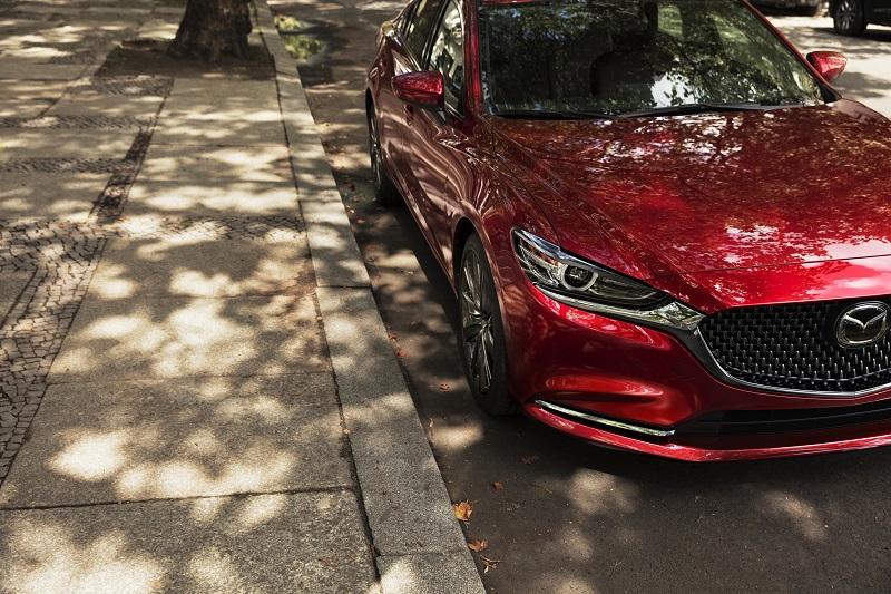 Mazda6 Header