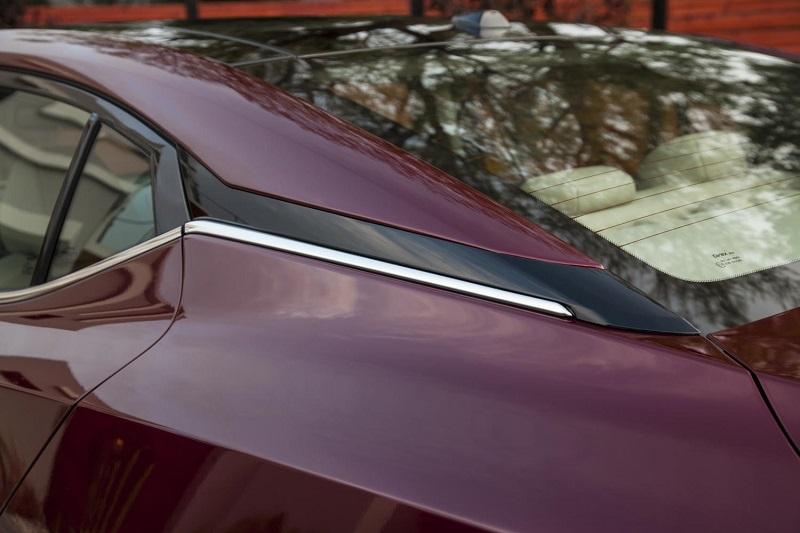 Nissan Maxima Pillar