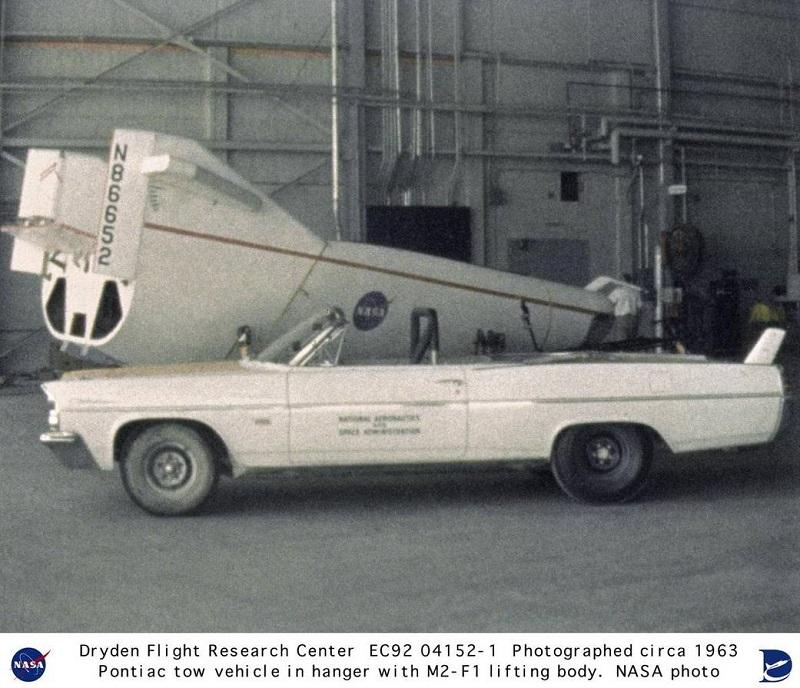 Pontiac Hanger