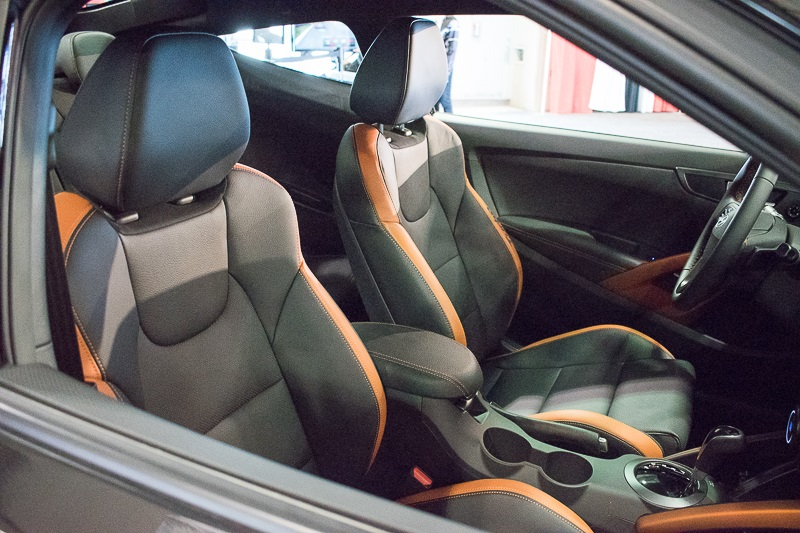 Veloster Seats