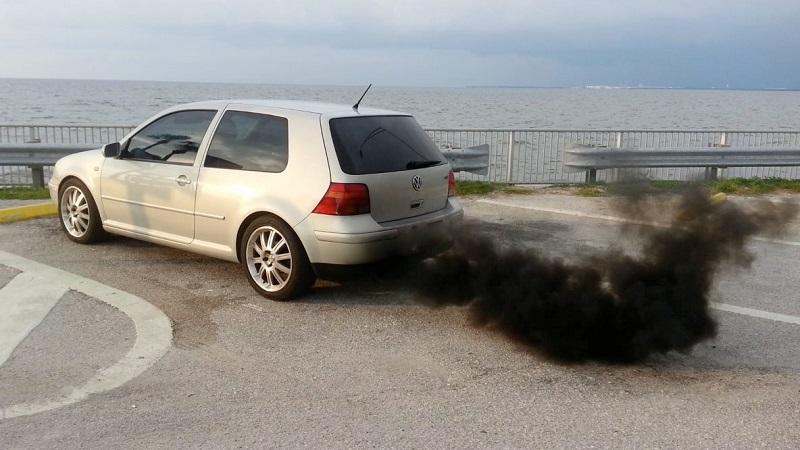 VW Roll Coal